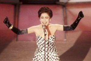 Mia Martini al Festival di Sanremo '89