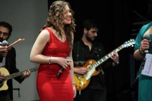 Maria Ambrosio alla II edizione del Mia Martin Festival